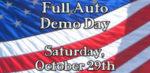 Full Auto Demo Day October 29