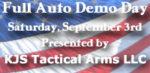 Full Auto Demo Day September 3