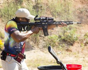 (Range Closed) 3-Gun Competition @ Sandhill Shooting Sports