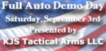 Full Auto Demo Day September 3