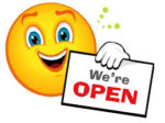 We Re-Opened!